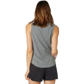 Fox Staged Muscle T-Shirt Donna grigio